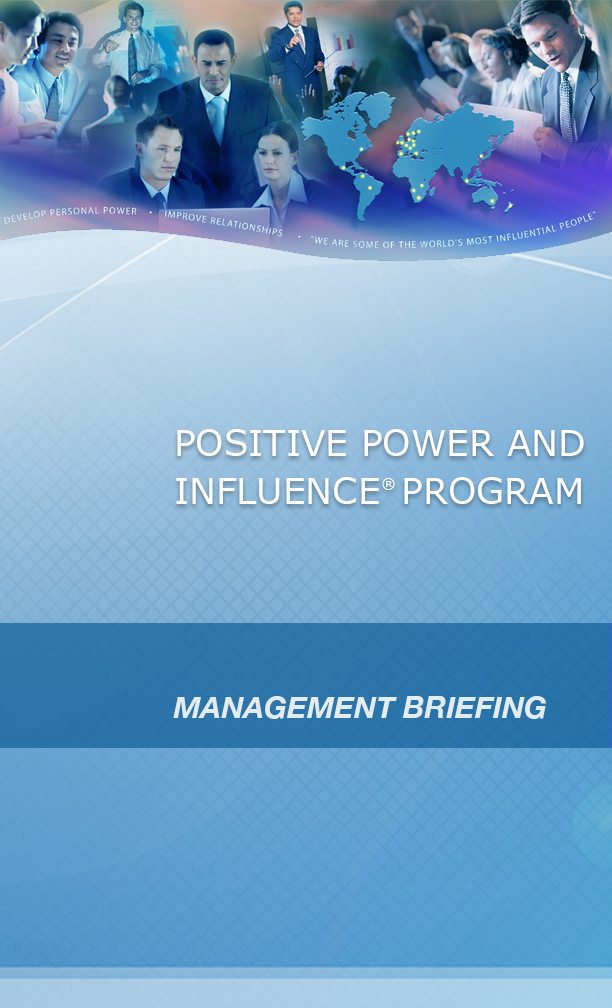 Management Briefing Booklet