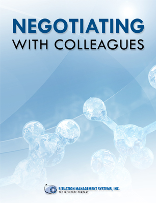 Negotiating with Colleagues